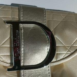Dior Bags - Dior Parfums Satin Pouch
